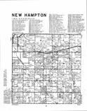 New Hampton T95N-R12W, Chickasaw County 2001 - 2002